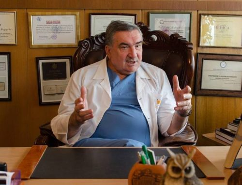 Prof.dr. Vladimir Hotineanu (1950-2019) – In Memoriam