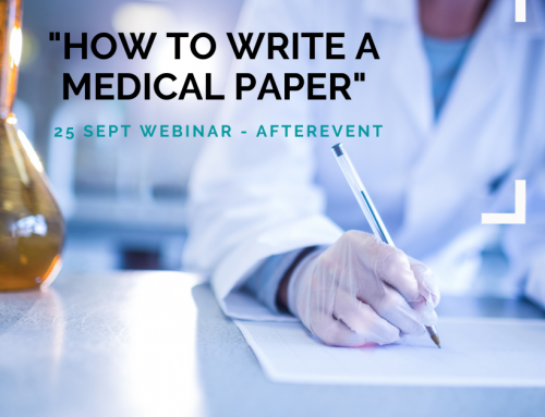 """""""How to write a medical paper"""" – Afterevent"""